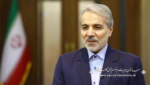 دكتر نوبخت به استان گلستان سفر خواهد كرد