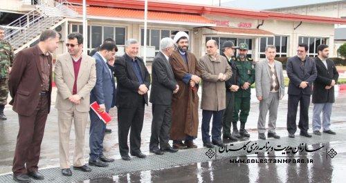 گزارش تصویری حضور دکتر نوبخت در استان گلستان(قسمت اول)