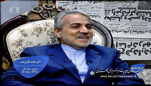 گزارش تصویری حضور دکتر نوبخت در استان گلستان(قسمت دوم)