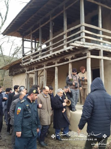 بازدید دکتر نوبخت از موزه میراث روستایی قرق
