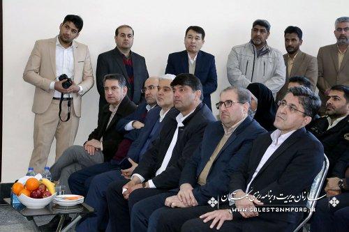 افتتاحیه ساختمان اداره کل گمرک استان