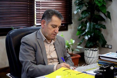 نشست برخی روسای دستگاههای اجرایی استان با مهندس عابدی رئیس سازمان مدیریت و برنامه ریزی استان گلستان