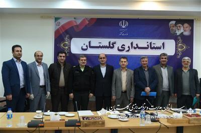 چهارمین جلسه ستاد درآمد و تجهیز منابع استان