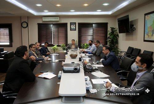 برگزاری جلسه کارگروه توسعه مدیریت سازمان