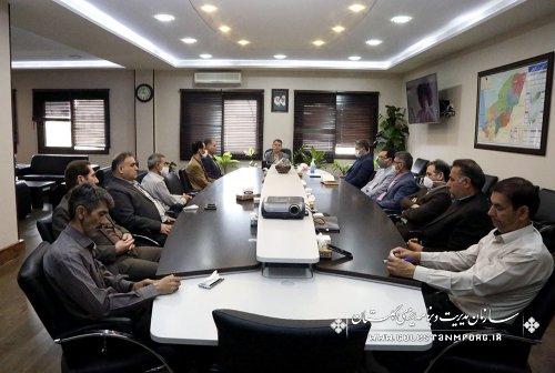 اولین جلسه شورای امور ایثارگران سازمان با موضوع فتح خرمشهر