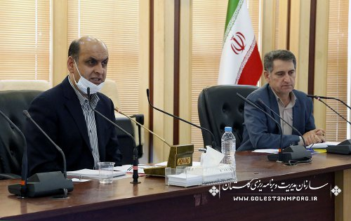 استاندار گلستان: با حمایت از سرمایه گذاری بخش خصوصی زمینه رونق و اشتغال