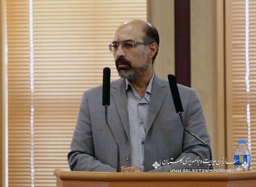 برگزاری دومین جلسه کارگروه اقتصادی ،اشتغال وسرمایه گذاری استان گلستان