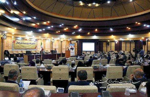 استاندار گلستان در جلسه شورای برنامهریزی و توسعه استان ؛ فعال سازی بنگاه های راکد صنایع تبدیلی موجب رونق کشاورزی استان می شود