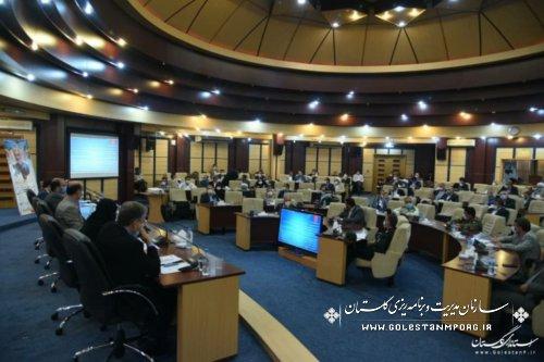 حضور رئیس سازمان در دومین جلسه شورای اداری استان