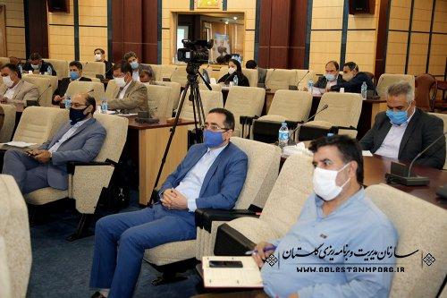 برگزاری سومین جلسه شورای فنی استان