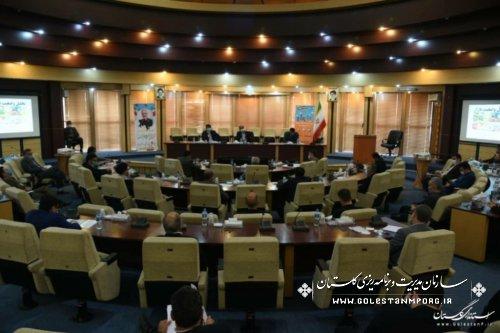 حضور رئیس سازمان در چهاردهمین جلسه ستاد تنظیم بازار استان