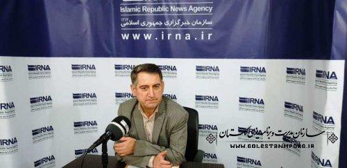 دیدار رئیس سازمان به مناسبت روز خبرنگار با همکاران خبرگزاری ایرنا