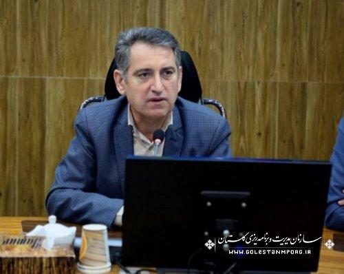 رئیس سازمان:مطالعات و اجرای طرح توسعه اقتصادی و اشتغالزایی 118 روستا در گلستان