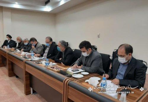 حضور رئیس سازمان در کمیته مقابله با تحریم استان