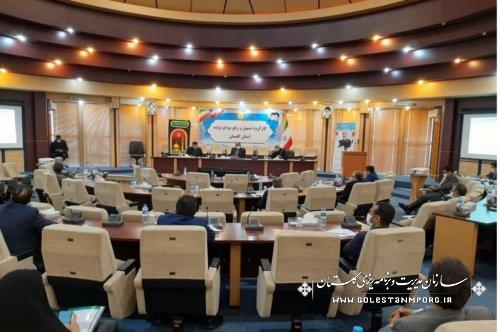 حضور رئیس سازمان در سیصد و چهل و یکمین جلسه کارگروه تسهیل و رفع موانع تولید استان