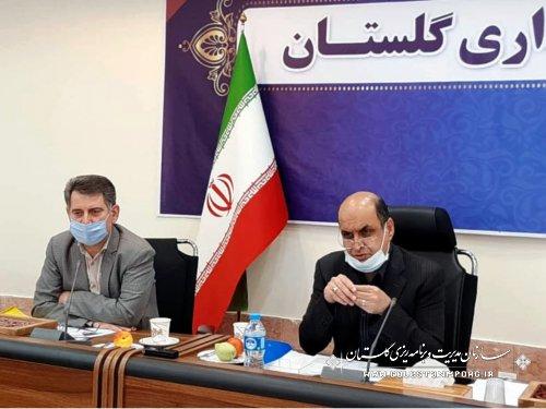 برگزاری جلسه شورای راهبری توسعه مدیریت استان(ستاد جشنواره شهید رجایی استان) با حضور رئیس سازمان