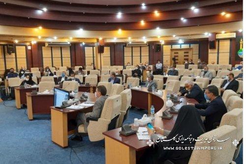 حضور رئیس سازمان در جلسه شورای راهبردی جمعیت استان