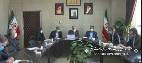 حضور رئیس حوزه ریاست و روابط عمومی سازمان در چهاردهمین جلسه شورای اطلاع رسانی استان
