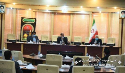 حضور رئیس سازمان در جلسه ستاد تنظیم بازار استان
