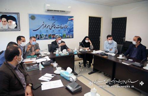 برگزاری چهارمین جلسه شورای فنی استان