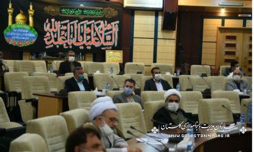 حضور رئیس سازمان در جلسه شورای فرهنگ عمومی و شورای توسعه فرهنگ قرآنی