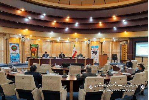 حضور رئیس سازمان در پنجمین جلسه توسعه صادرات استان