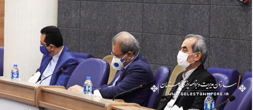 حضور رئیس حوزه ریاست و روابط عمومی سازمان در شانزدهمین جلسه شورای اطلاع رسانی استان
