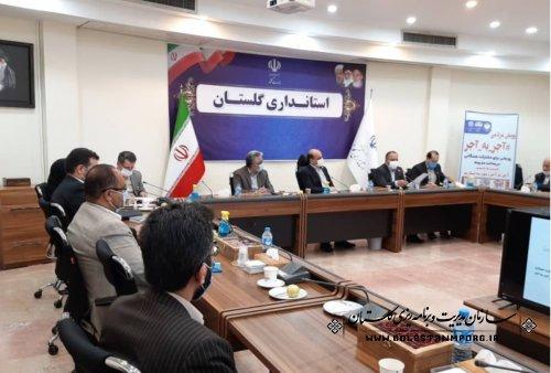 حضور رئیس سازمان در جلسه شورای آموزش و پرورش استان