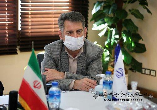 رئیس سازمان:عمده اعتبارات استانی برای تخصیص منابع آبی استان