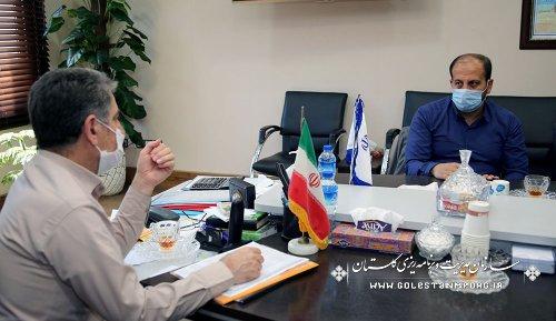 رئیس سازمان:نگاه ویژه به توسعه یکپارچه همه اقشار روستایی استان