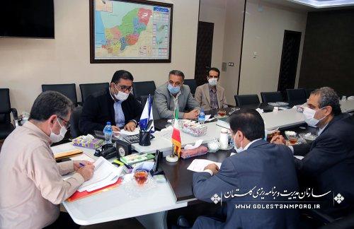 رئیس سازمان:تمرکز سازمان مدیریت و برنامه ریزی استان بر پروژه های اولویت دار و عمرانی استان