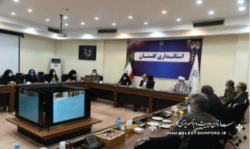 حضور رئیس سازمان در جلسه انجمن کتابخانه های استان