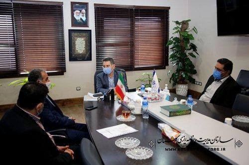 رئیس سازمان:نقش مهم اداره پست استان در کاهش ترافیک و صرفه جویی در وقت و هزینه