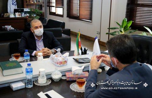رئیس سازمان: وظیفه مهم اداره کل استاندارد استان در حفظ حقوق تولیدکننده و مصرف کننده