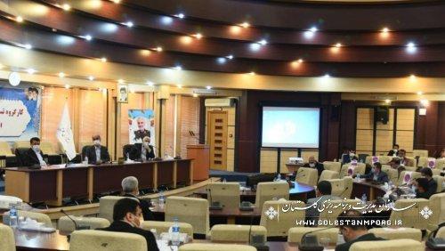 حضور رئیس سازمان در سیصد و شصت و نهمین جلسه کارگروه تسهیل و رفع موانع تولید استان
