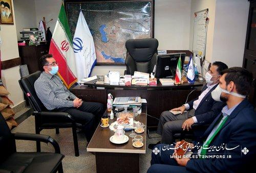دهنوی،فرمانده پایگاه بسیج سازمان:حرکت جهادی و فعال کارکنان بسیج سازمان در همه عرصه های  اقتصادی،اجتماعی و فرهنگی استان