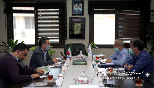 جلسه هم اندیشی نمایندگان مجلس شورای اسلامی با رئیس سازمان در موضوعات اساسی و مهم استان
