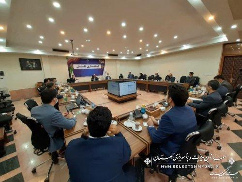 حضور رئیس سازمان در جلسه استانی توسعه دولت الکترونیک و هوشمندسازی