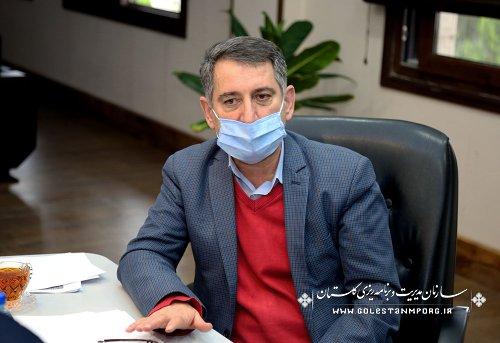برگزاری وبینار ماده 27 قانون برنامه ششم توسعه روستایی توسط سازمان مدیریت وبرنامه ریزی استان گلستان