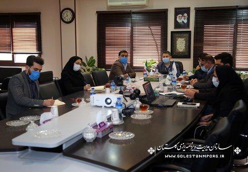 توجه ویژه رئیس سازمان مدیریت و برنامه ریزی استان گلستان به اشتغال،بیکاری و معشیت روستاییان استان