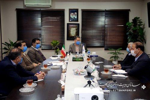 رئیس سازمان :سرمایه گذاران بومی در استان گلستان،راهگشای بسیاری از مسائل و مشکلات موجود بر سر راه اجرای بهینه پروژه های توسعه ای استان