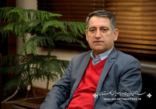 پیام تبریک رئیس سازمان مدیریت و برنامه ریزی استان گلستان به مناسبت روز مهندس
