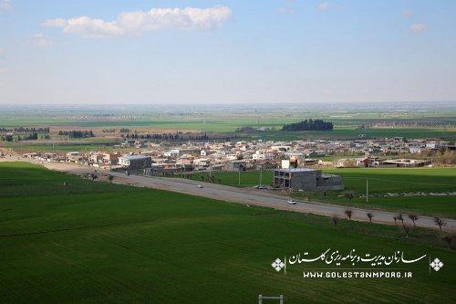 بازدید سازمان مدیریت و برنامه ریزی استان گلستان از هتل آویشن مینودشت