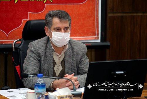 رئیس سازمان مدیریت و برنامه ریزی استان گلستان:استان گلستان امسال دستاوردهای خوبی در بخش های مختلف داشته است