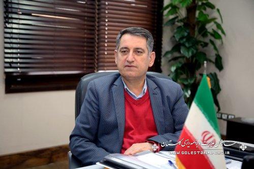 رئیس سازمان مدیریت و برنامه ریزی استان گلستان:پیشبینی ایجاد ۴۰ هزار شغل در طرحهای اقتصاد مقاومتی گلستان