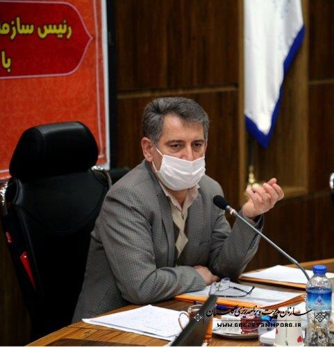 رئیس سازمان مدیریت و برنامه ریزی استان گلستان:بیمارستان تخصصی کودکان طالقانی گرگان در بودجه ۱۴۰۰ ردیف اعتباری گرفت