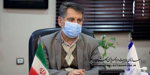 رئیس سازمان مدیریت و برنامه ریزی استان گلستان:اختصاص ردیف اعتباری برای دو طرح مهم گرگان