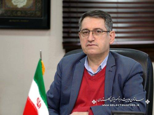 رئیس سازمان مدیریت و برنامه ریزی استان گلستان:اولویت اصلی فعالیت ها برمبنای حقوق شهروندی،راهبردی اثرگذار در چرخه توسعه مشارکتی استان