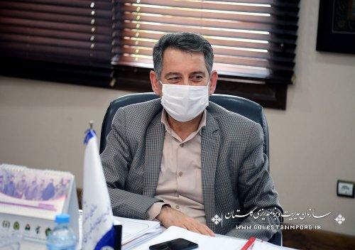 رئیس سازمان مدیریت و برنامه ریزی استان گلستان:با یک بصیرت روشن نسبت به توسعه استان، استراتژی سازمانی را قوی و ارزش آفرین سازیم