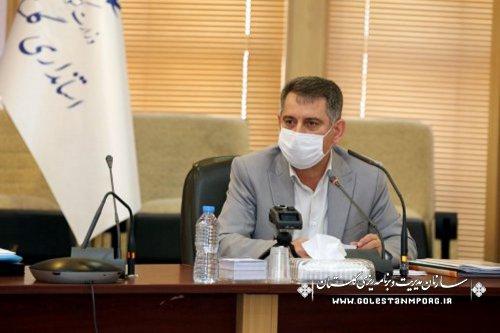 رئیس سازمان مدیریت و برنامه ریزی استان گلستان:تخصیص ۹۱۳ میلیارد تومان اعتبار به گلستان